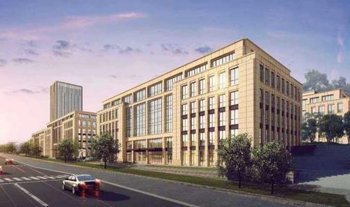 淄博颐高国际电子商务楼1 4项目